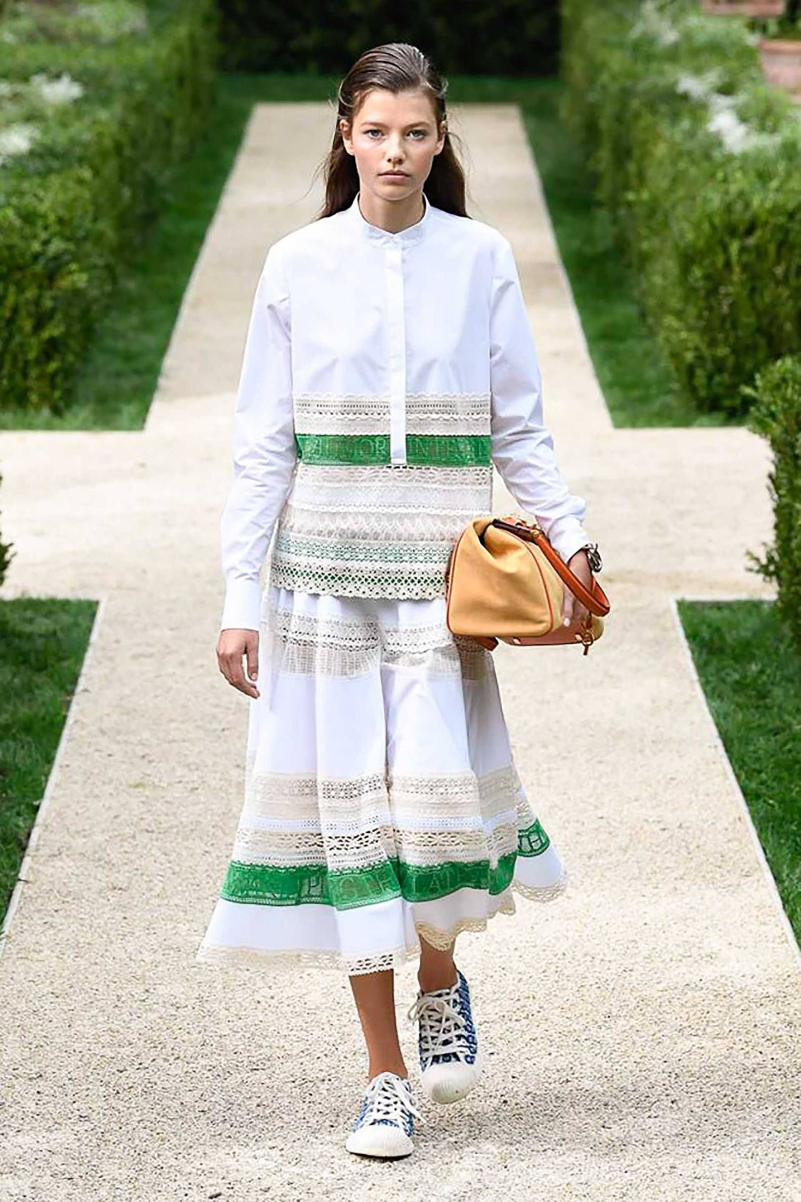986a45927300 Tory Burch Spring/Summer 2019 Ready-To-Wear | ss19 | Fashion, How to ...