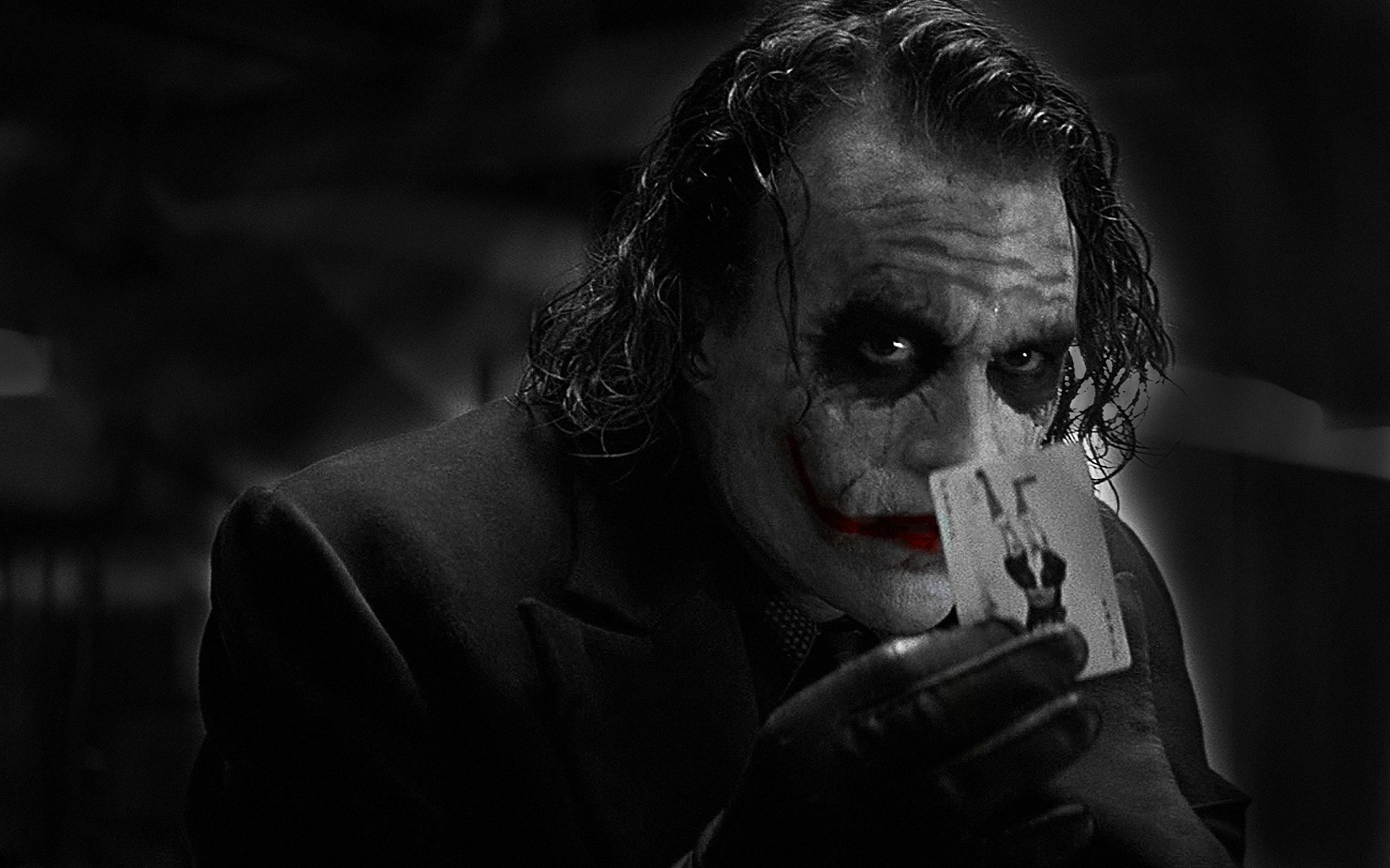 Joker Dark Knight Wallpapers Images Movies Wallpaper
