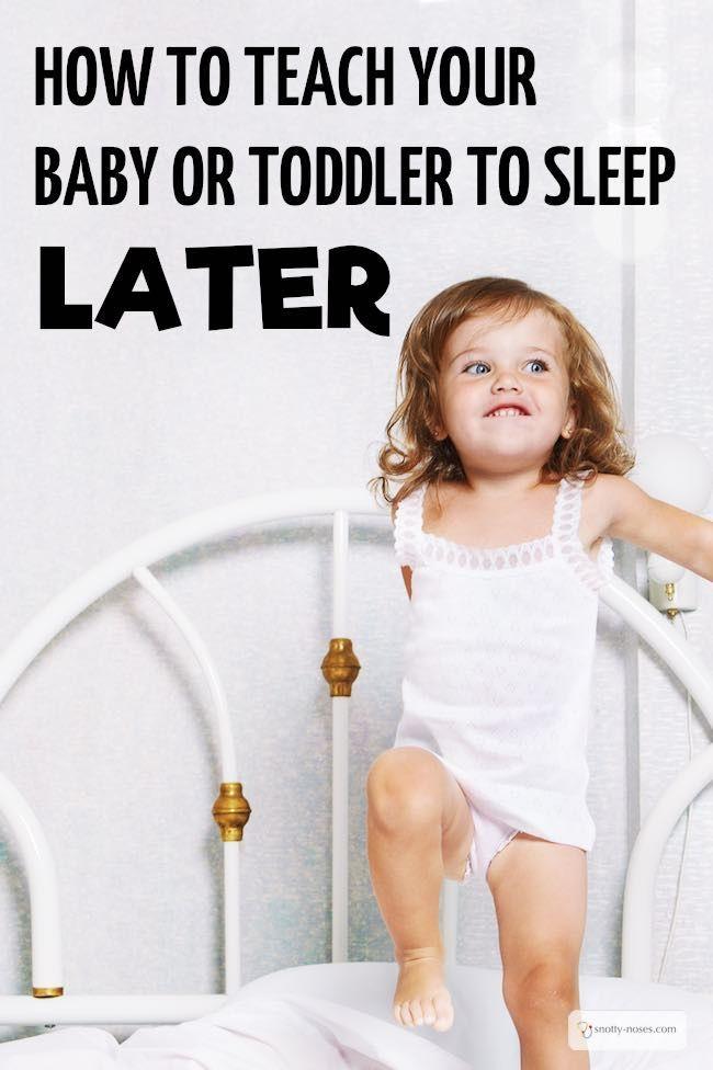 ec35d1641fd4e110013c480186980187 - How Do I Get My Toddler To Sleep Earlier
