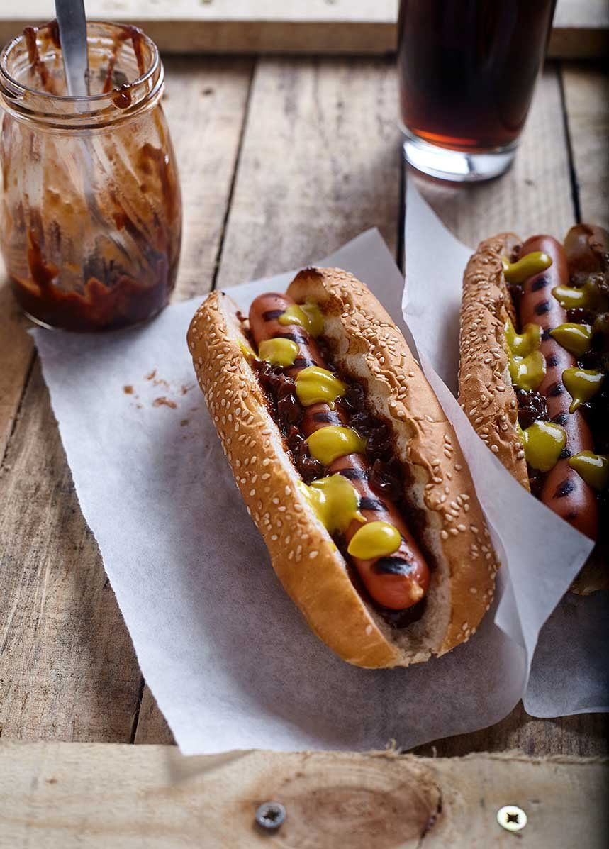 Best Ever Air Fryer Hot Dog Recipe Air fryer recipes