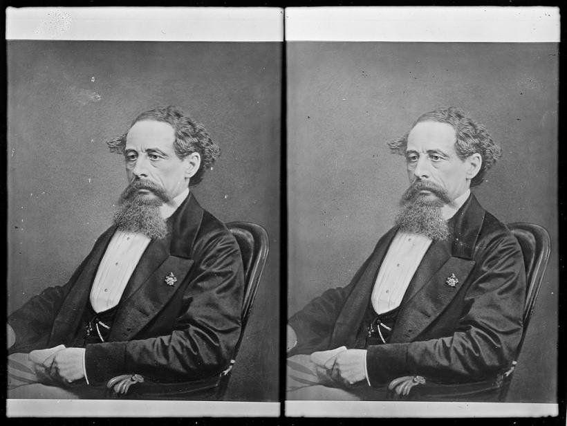 27 mai 1842 Le célèbre écrivain britannique Charles Dickens s'arrête une journée à #Québec https://t.co/4RVhhAENRO https://t.co/DsAtvQV8vX