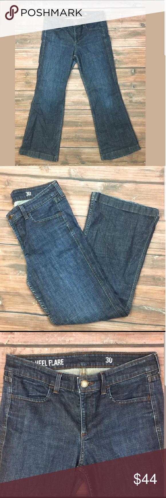 Price ⬇️J. Crew High Heel Flare Jean's Size 30 J. Crew High Heel Flare Jean's Size 30  Details: ❣Cot...