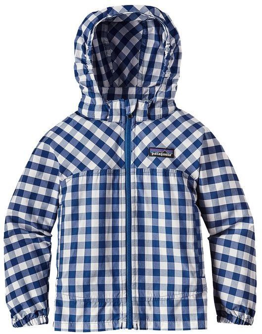 7de15fbba #Patagonia #Sponsored Baby High Sun Jacket Blue Gingham #AffiliateLink