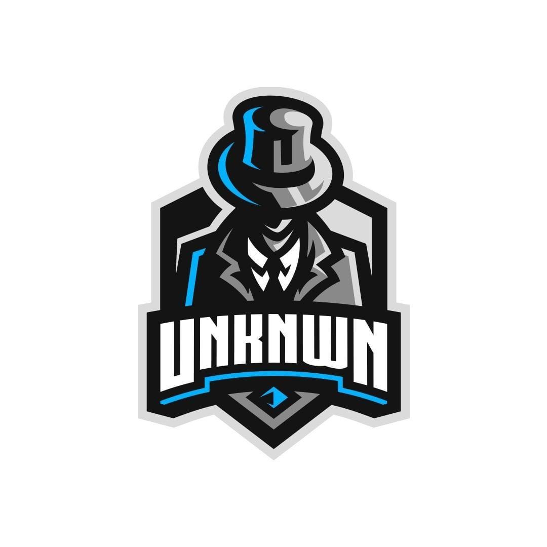 150 Likes 3 Comments Djordje Djordjevic Zmasterdesigns On Instagram Unknwn Logo Design For An Upcoming Youtuber Logo Design Sports Colors B