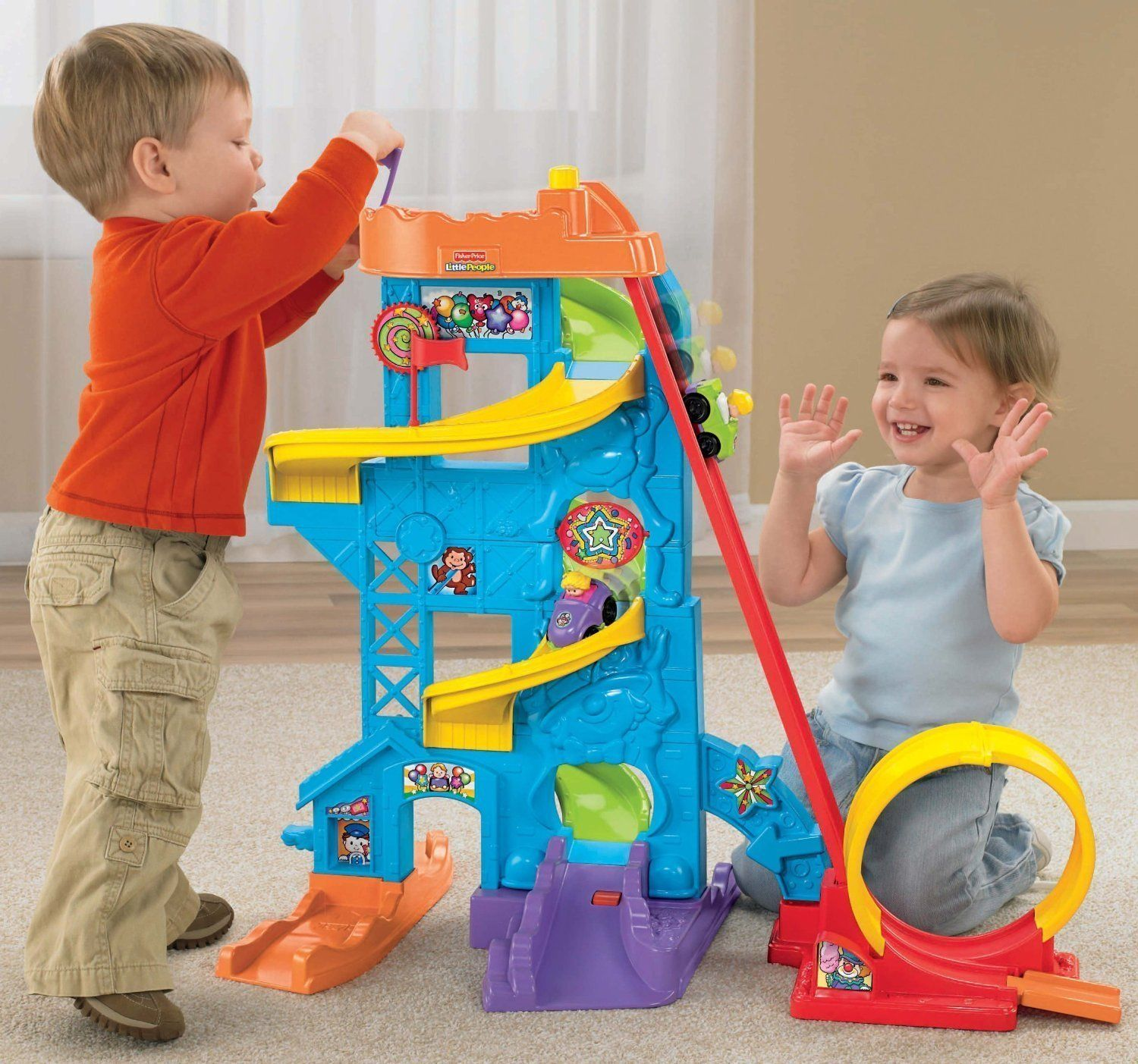 Best Toys For 2 Year Old Boys In