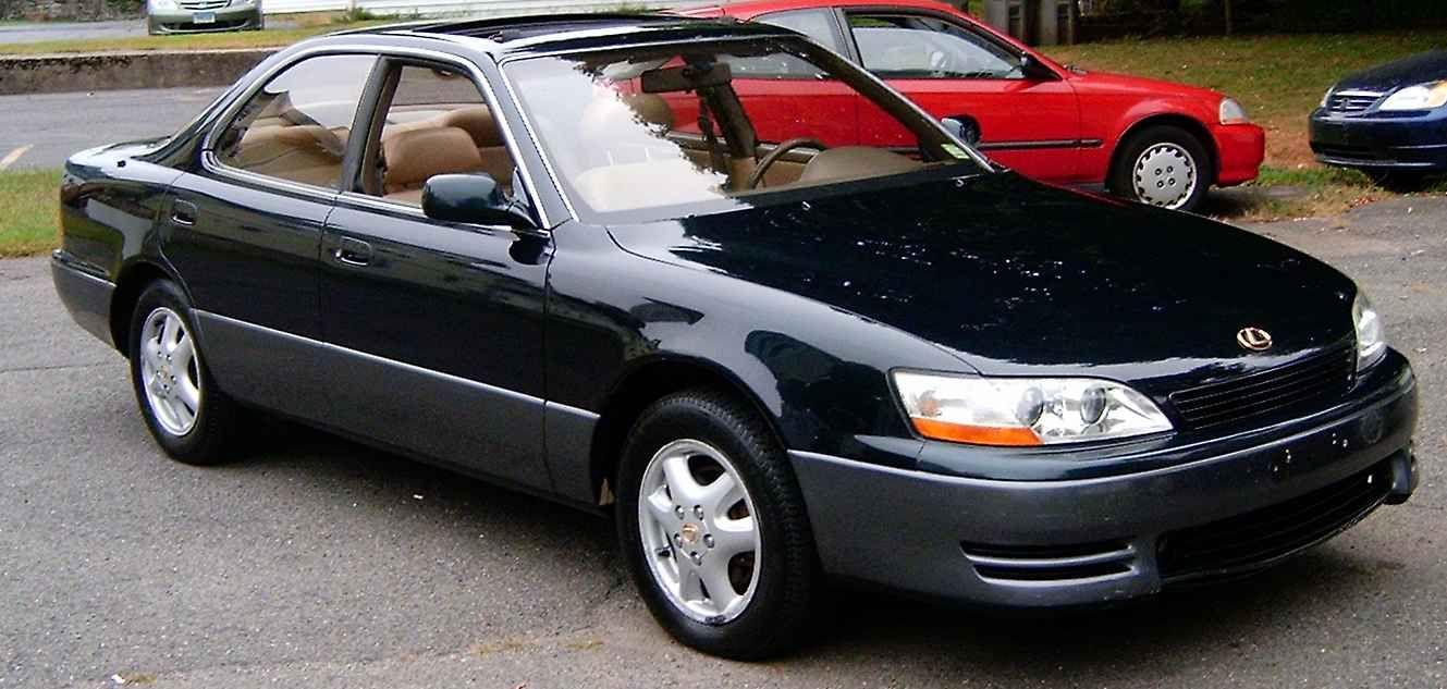 1993 Lexus Es 300 Lexus Rs Lexus Es Lexus