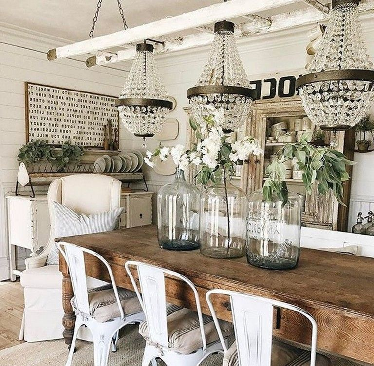 40 Recent Rustic Kitchen Farmhouse Style Ideas You Must Try