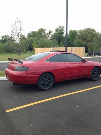 Make Toyota Model Solara Year 1999 Body Style Coupe Exterior Color