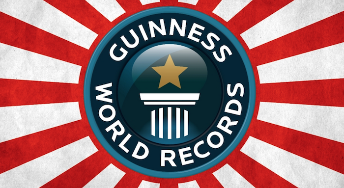 See The World S Tallest Cow In Guinness Book Of Records See How Tall It Is Pics Thei World Records Guinness Book Of World Records Guinness World Records