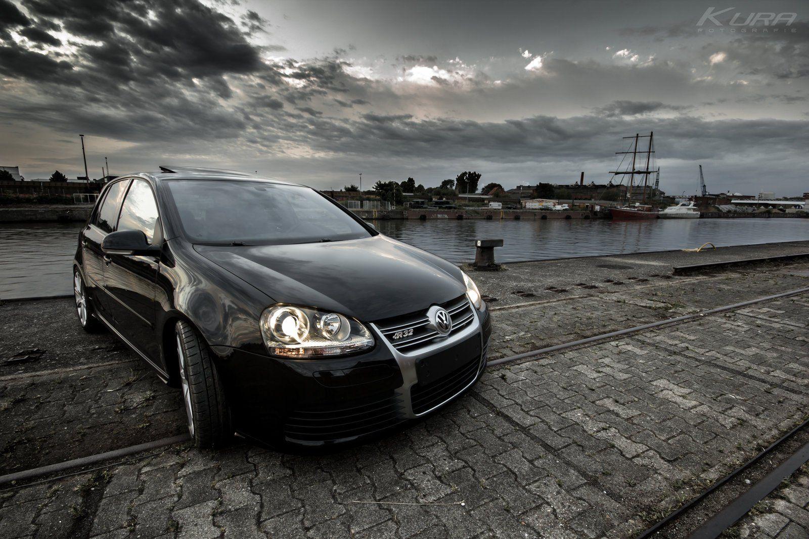 Volkswagen GolfIV R HPerformance Cars Modified Wallpaper