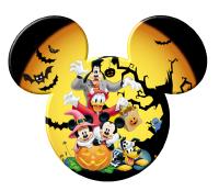 Halloween Mickey & Friends | Disney Mickey Heads | Disney ...