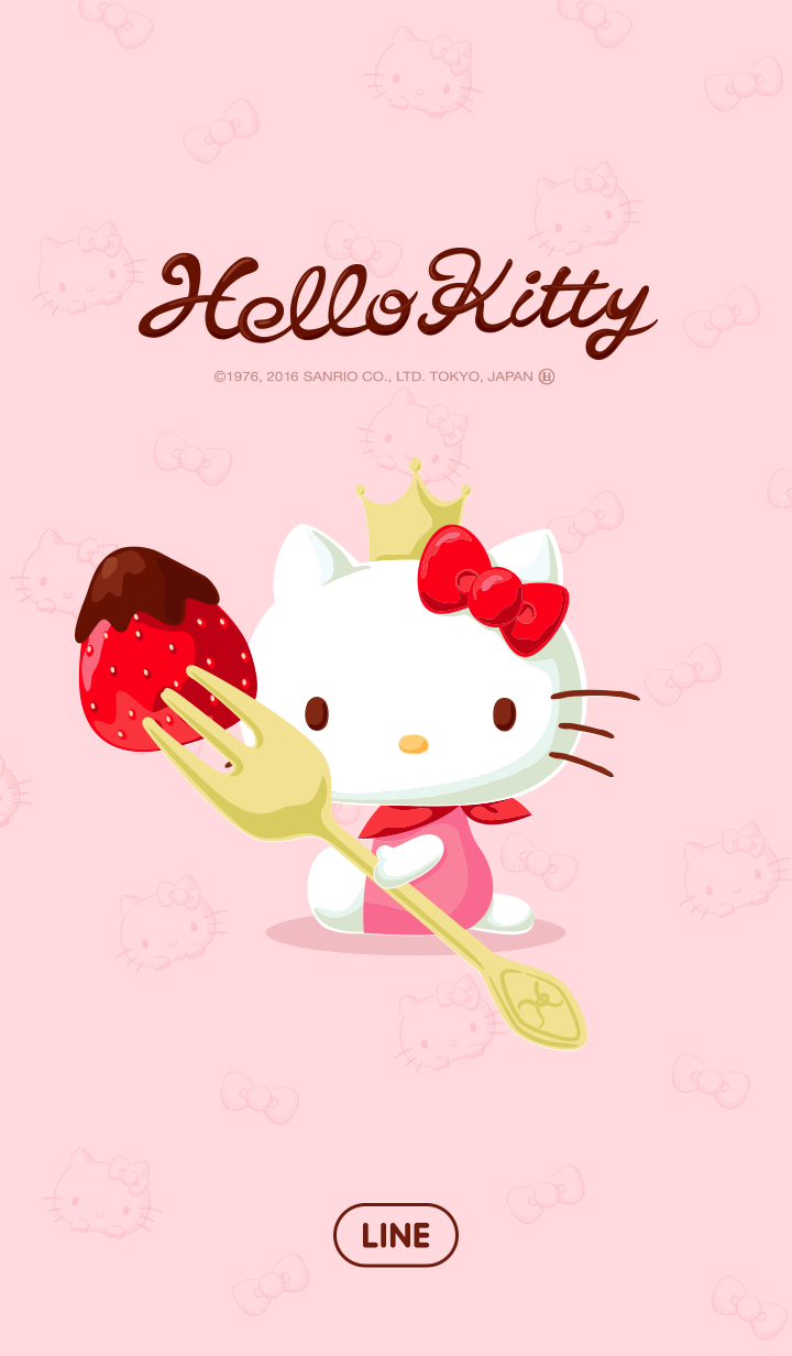 Simple Wallpaper Hello Kitty Strawberry - ec361e47a47571f6c29b641a3cbc0c2c  You Should Have_756135.png