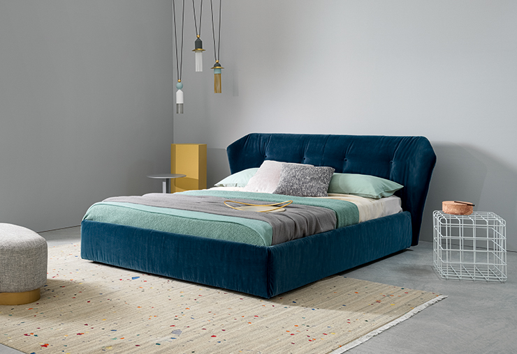 Beds Sofa Beds Archives Saba Italiasaba Italia Floor Bed Frame Bed Furniture Box Bed