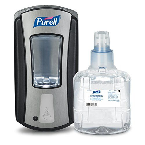 Purell 5456 D1 Tfx Dispenser Refill Hand Sanitizer Dispenser