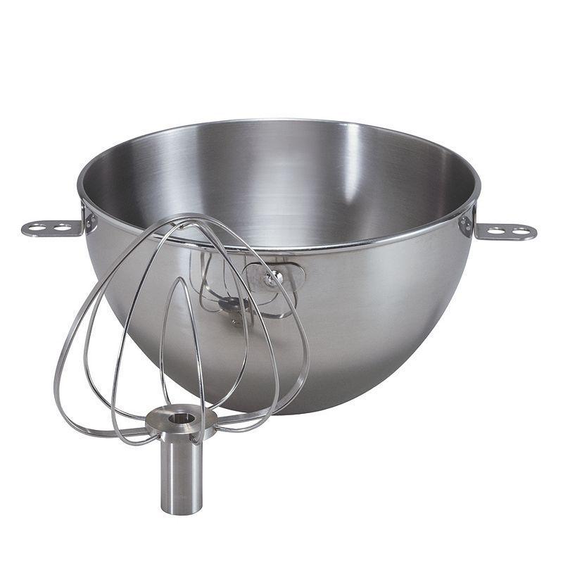 Kitchenaid Kn3cw 3 Qt Mixing Bowl Combi Whip Stainless Steel Bowl Kitchenaid Bowl Kitchen Aid Mixer