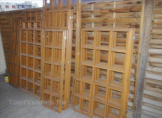 Vends petits bois parcloses de fen tre lapeyre en bois for Parclose fenetre