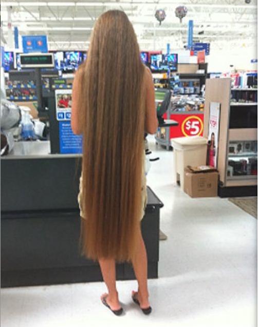 Meanwhile At Walmart 10 Photos That Will Make You Lol Allfactsandmore Long Hair Styles Long Hair Girl Long Hair Women