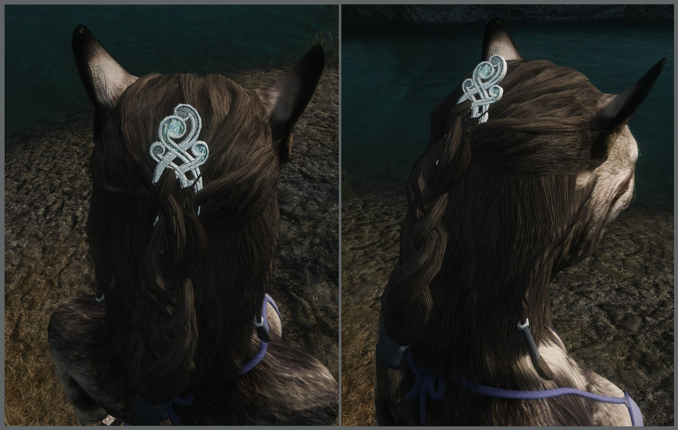 Skyrim Hair Mods
