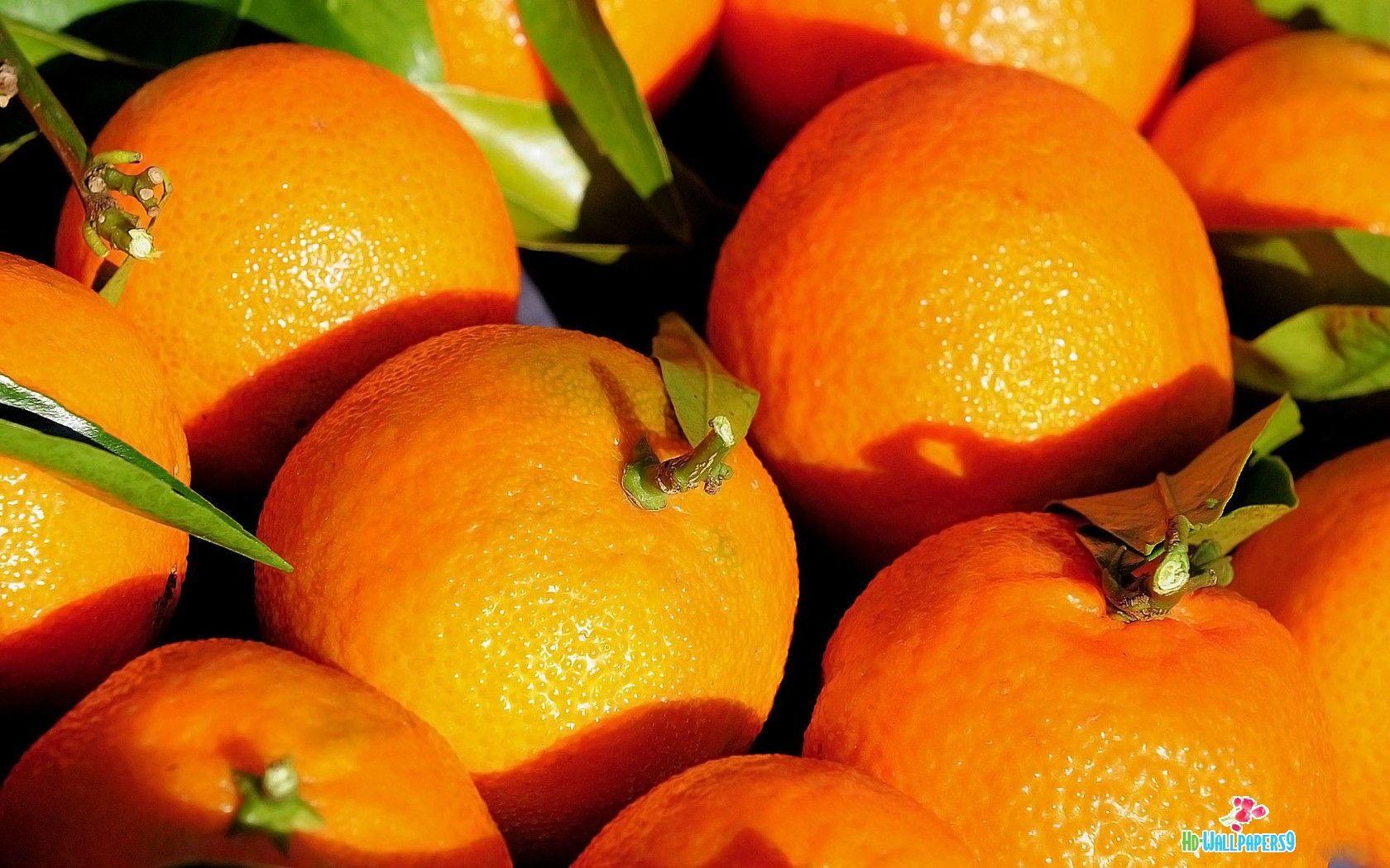 Orange Fruit Orange High Resolution Wallpapers Orange Wallpaper