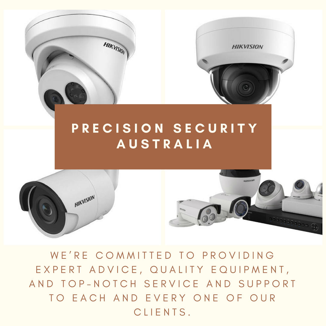 Melbourne Cctv Security Cameras Precision Security Australia Wireless Home Security Systems Wireless Security System Security Camera
