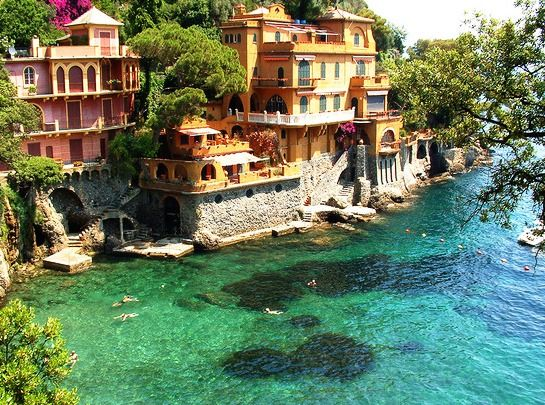 Portofino Italy Beaches