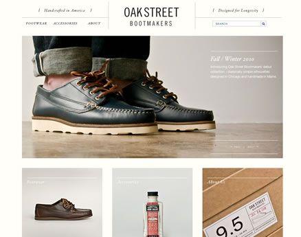 Oak Street Bootmakers www.oakstreetbootmakers.com