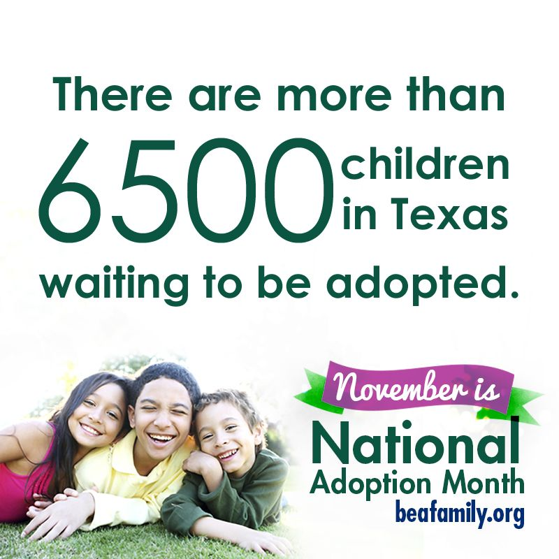 Did you know there are more than 6,500 children in