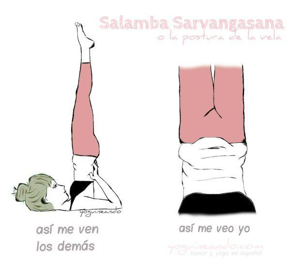 Satya El Profundo Relajo De La Sinceridad Yoga En Red Yoga Divertida Posturas De Yoga Yoga Para Relajar