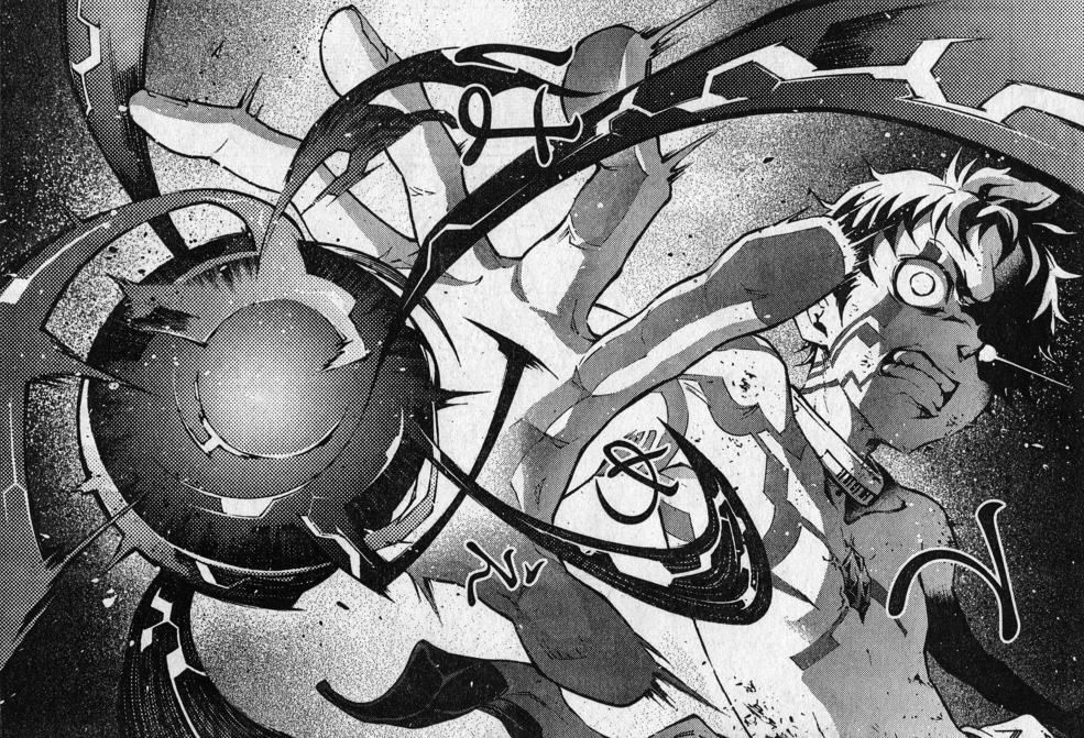 Manga: Deadman Wonderland