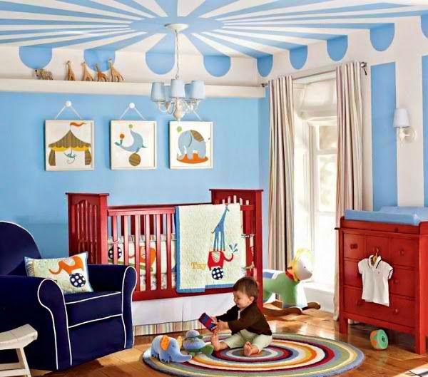 habitaciones de niños varones originales - Buscar con Google