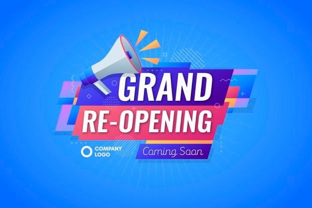 Download Grand Re Opening Background For Free Futuristic Background Vector Free Paint Background