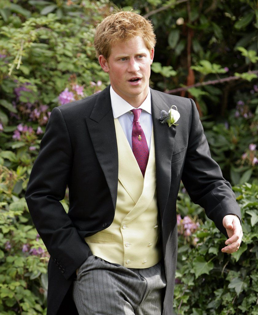 Pictures of Prince Harry Through the Years | POPSUGAR Celebrity