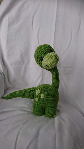Cookie the Apatosaurus Dinosaur