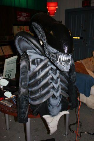 Alien Xenomorph Costume & Alien Xenomorph Costume | Xenomorph costume Aliens and Xenomorph