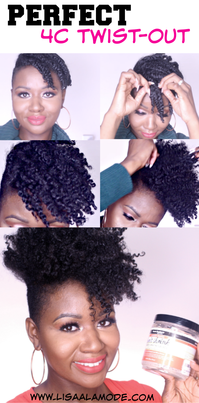 This Single Product Gave Me The Twist Out Results Of My Dreams Natural Hair Styles Natural Hair Twist Out 4c Natural Hair