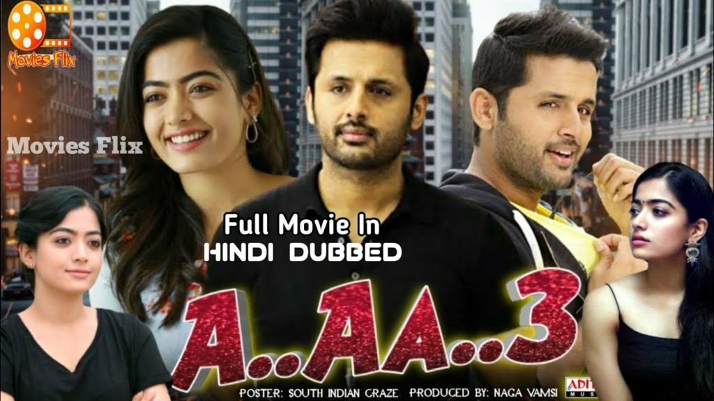 A Aa 3 Bheeshma Hindi Dubbed Movie 2020 Rashmika Mandanna Nithiin Hindi Dubbed Movie Dubbed Movi In 2020 Hindi Movie Film Bollywood Movies Online Hindi Movies Online
