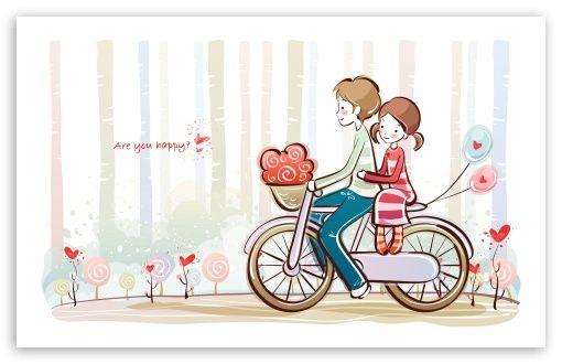 Cute valentine couple wallpaper cute things pinterest wallpaper cute valentine couple wallpaper voltagebd Choice Image