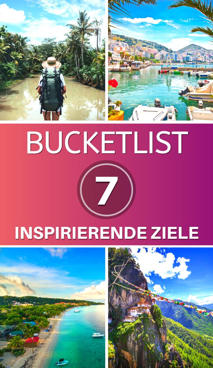 7 Bucketlist Reiseziele 2020 Reiseuhu De Reiseziele Reisen Cook Inseln