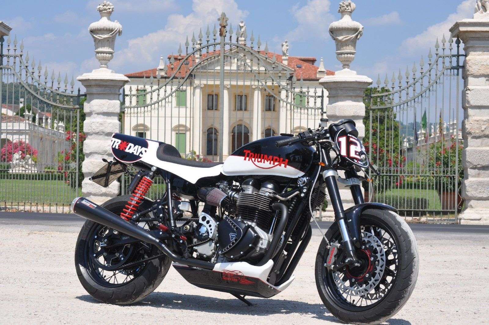 Look at all our new Triumph parts on our website www freespirits it