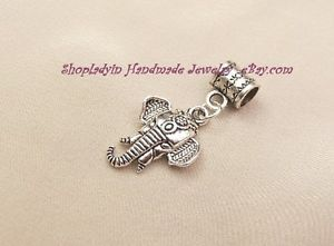 9b2abe6a1 Silver Elephant Charm Ganesh Hindu Pandora charm | Wish List ...