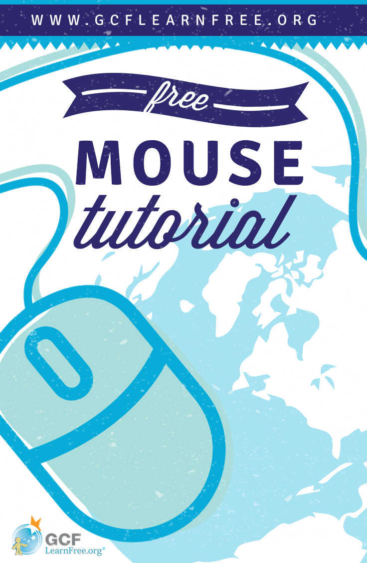 Using a mouse can be a huge barrier to new computer users