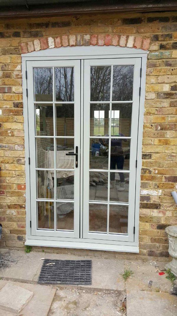 Dwl Windows Installed This Painswick Residence 9 French