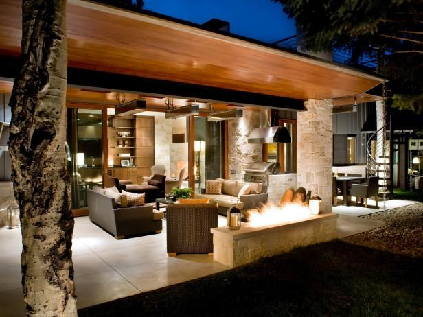 Sonoma Backyard Has Access To Practically Any Product You Could Want Cool Backyard Designs With Pool And Outdoor Kitchen Set