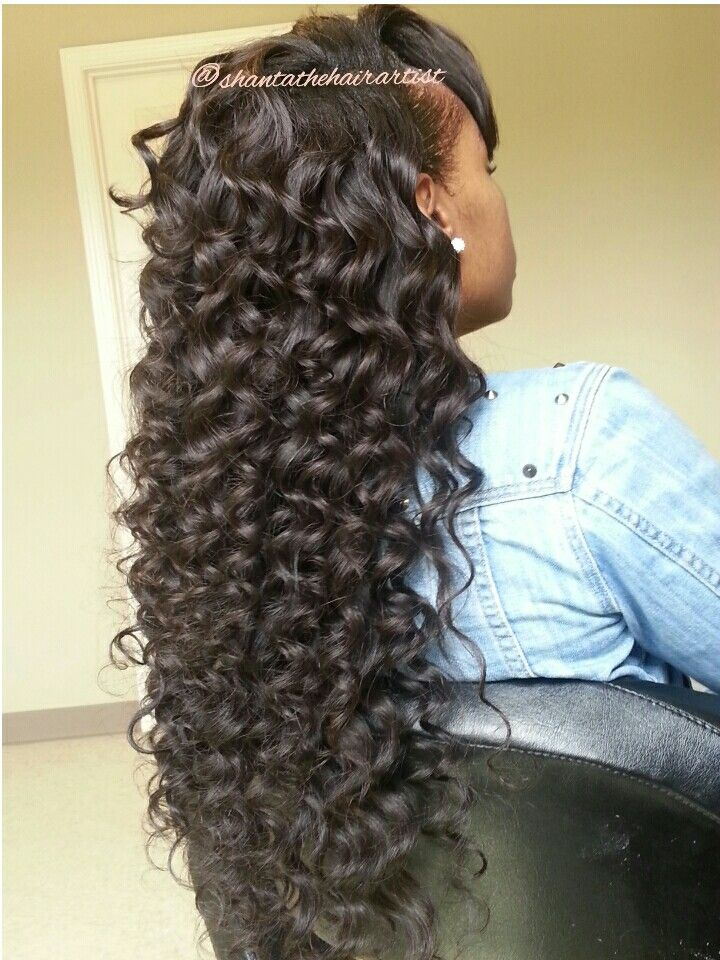 curling hair with wand styles wand curl sew in shantathehairartist littlerockstylist 5109