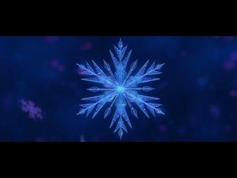 """D.I.Y: Aprenda a fazer o  """"MOLDE"""" do floco de Neve Frozen - YouTube"""