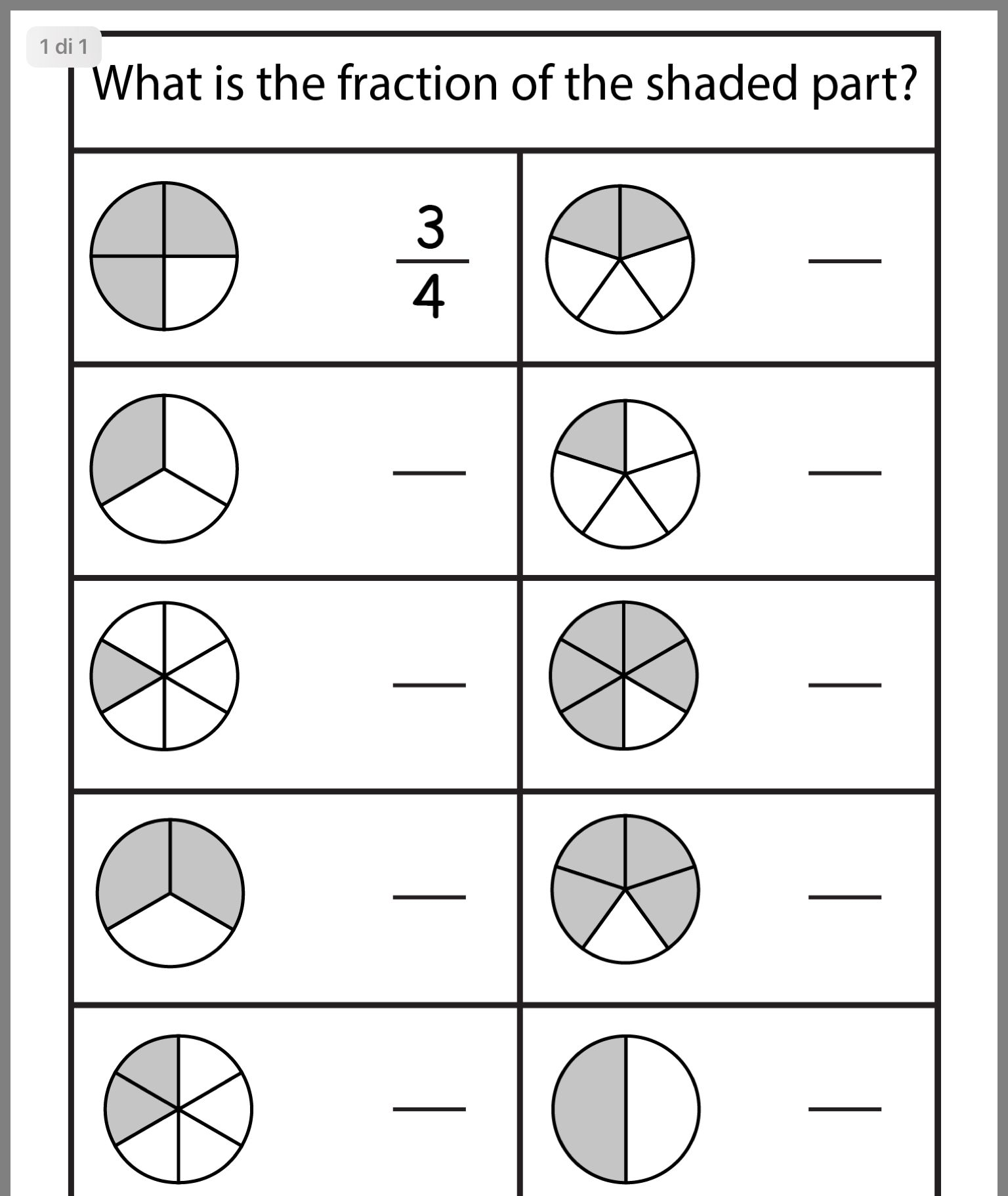 Pin By Louise Stewart On Activities Fractions Fractions Worksheets Subtracting Fractions