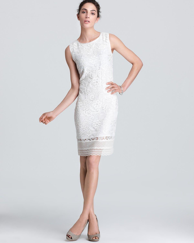 Elie Tahari Jette Lace Dress Women Dresses Bloomingdale S Lace Dress Dresses Womens Dresses [ 1500 x 1200 Pixel ]