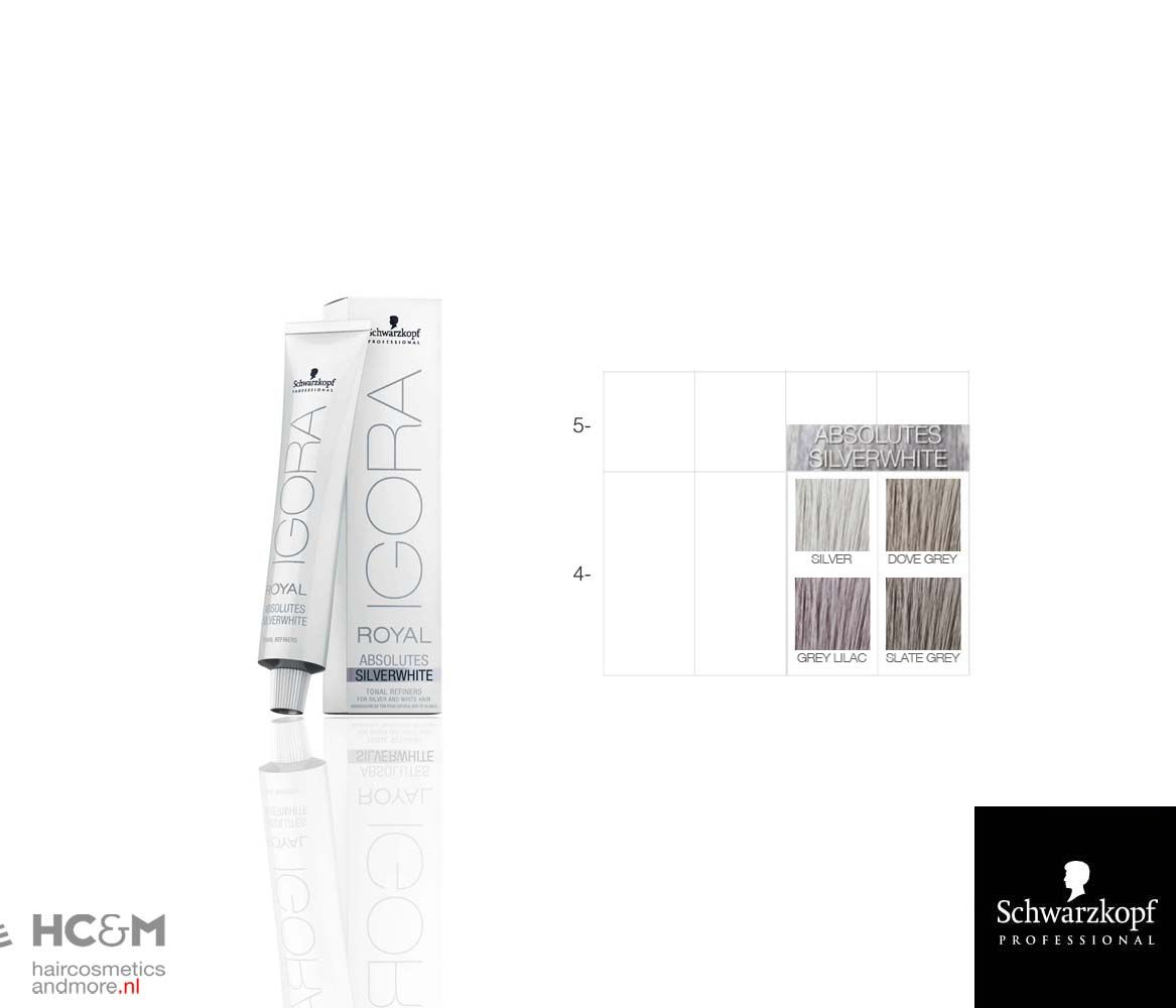 Schwarzkopf professional igora royal absolutes silverwhite color schwarzkopf professional igora royal absolutes silverwhite color chart nvjuhfo Image collections