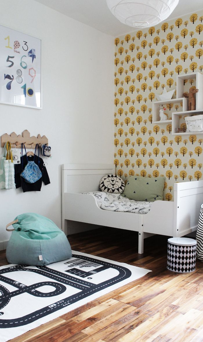 Best Kids Room With Ferm Living Wallpaper Www Pinterest Com Annipalannicom With Images Kids 640 x 480