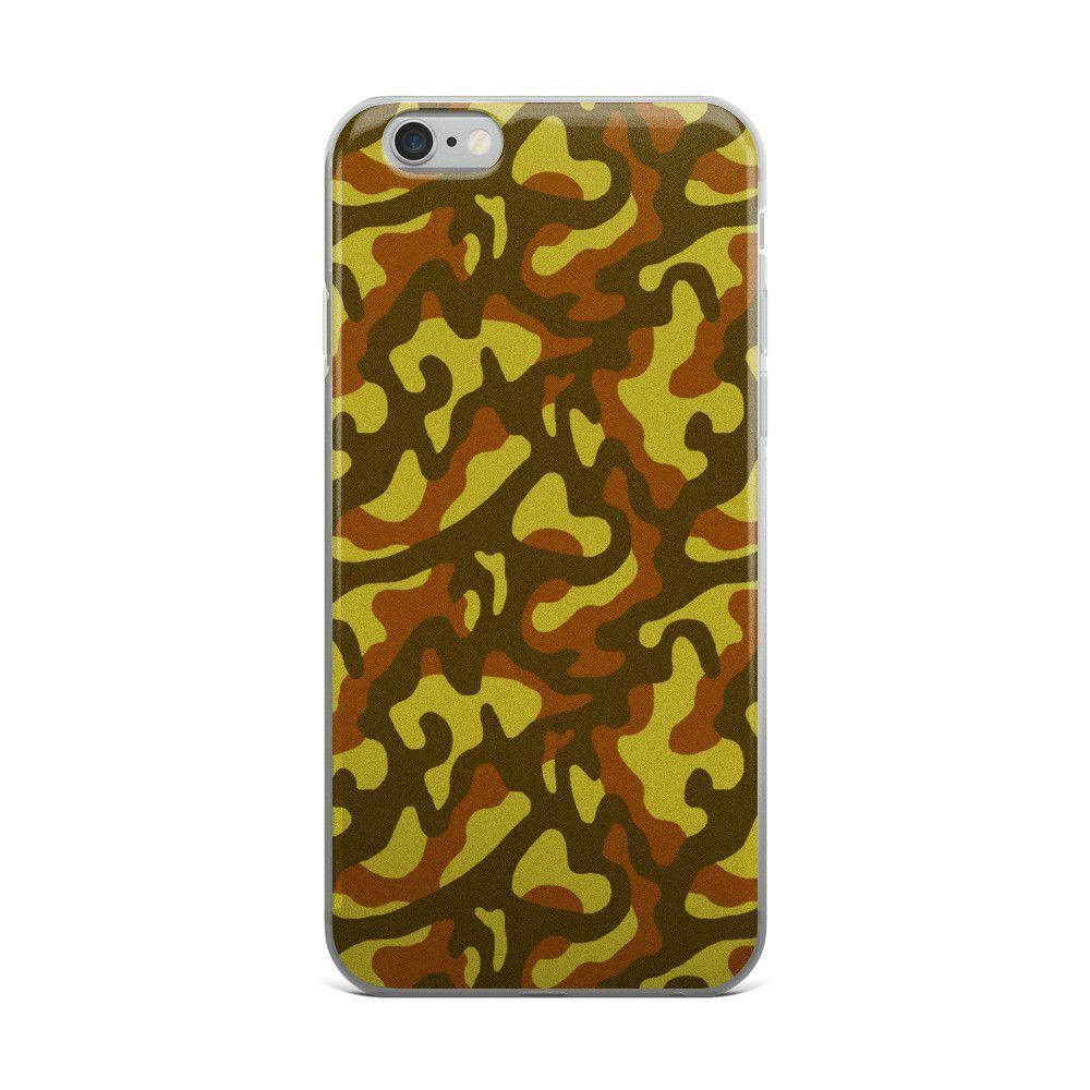 Norwegian CAMO iPhone case